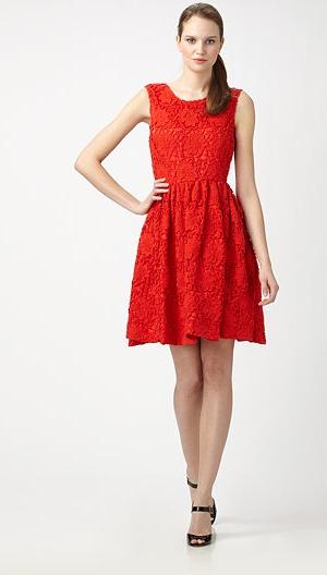 Kate Spade New York Selita Cotton Lace Dress
