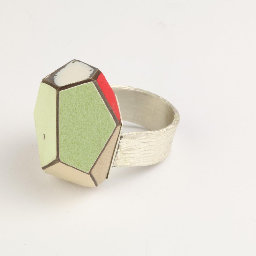 'Multi Ring' 2010 by Vanessa Arthur