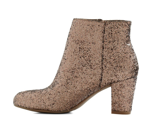 Ideal Dance Parter Bootie from ModCloth