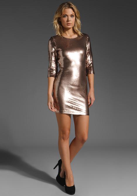 Derora Sequin Dress by BB Dakota