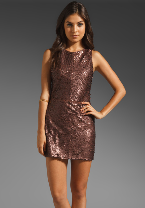 Katia Sequin Dress by Dolce Vita
