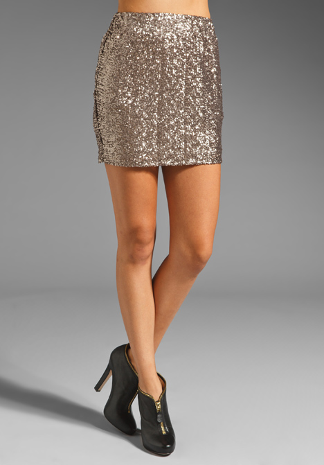 All Night Mini Skirt by Lovers + Friends