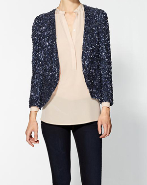 Cluster Beading Jacket by Parker