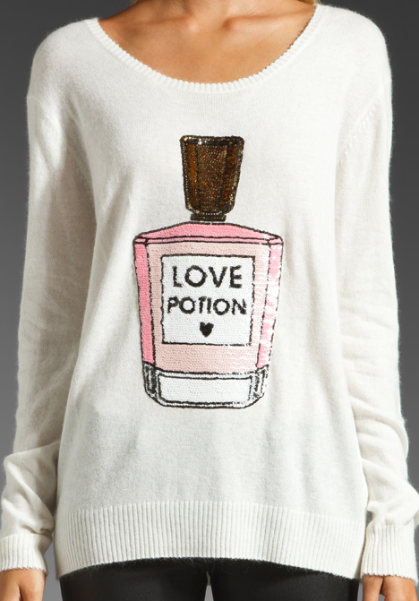 White Label Sequin Potion by Wildfox Couture