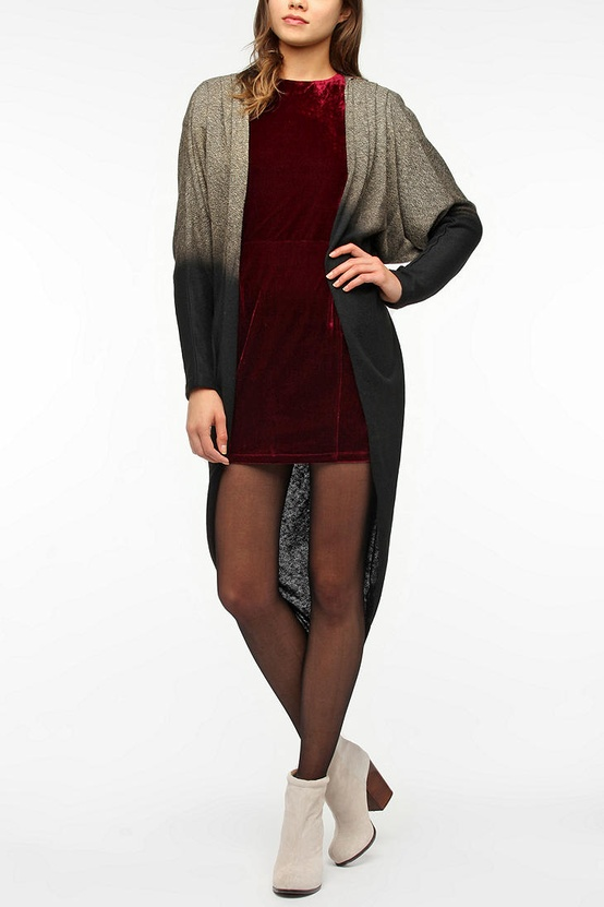 Evil Twin Unearthed Duster Cardigan from Urban Outfitters