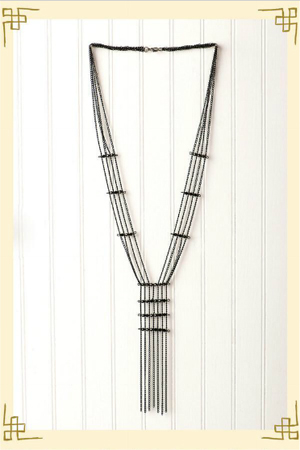 Roaring Twenties Necklace from Francesca's