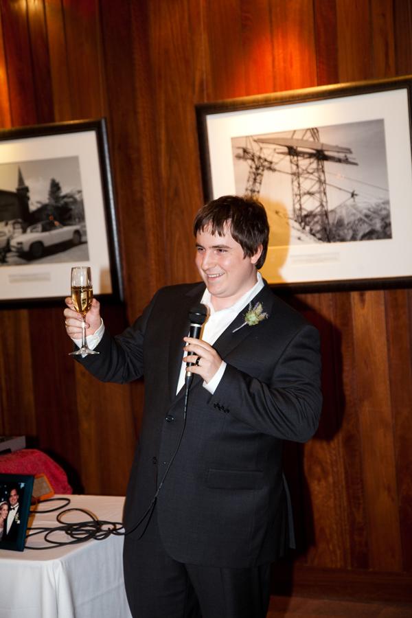 Matthew's toast