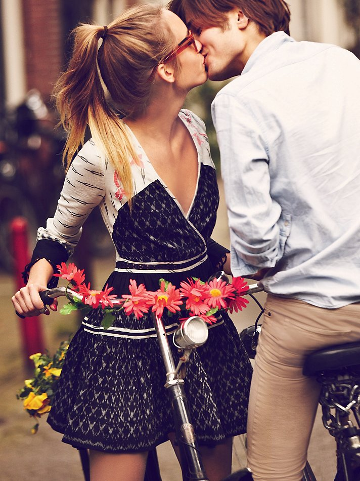 Could You Be Loved Dress by Free People